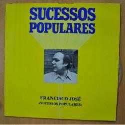 FRANCISCO JOSE - SUCESSOS POPULARES - LP