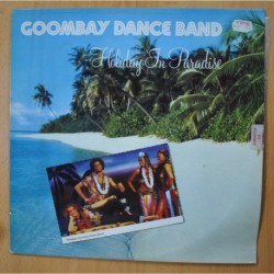 GOOMBAY DANCE BAND - HOLIDAY IN PARADISE - LP