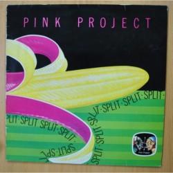 PINK PROJECT - SPLIT - LP