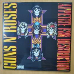 GUNS N ROSES - APETITE FOR DESTRUCTION - LP