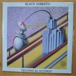 BLACK SABBATH - TECHNICAL ECSTASY - LP