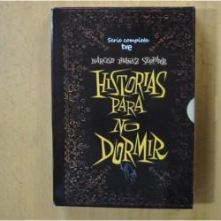 HISTORIAS PARA NO DORMIR - DVD