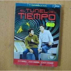 EL TUNEL DEL TIEMPO - PRIMERA TEMPORADA SEGUNDA PARTE - DVD
