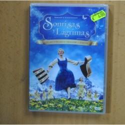 SONRISAS Y LAGRIMAS - 2 DVD