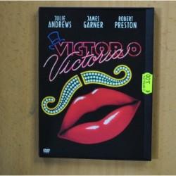 VICTOR O VICTORIA - DVD