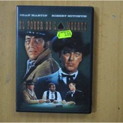 EL POKER DE LA MUERTE - DVD