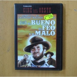 EL BUENO EL FEO Y EL MALO - DVD