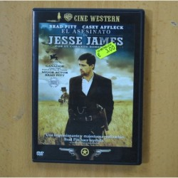 EL ASESINATO DE JESSE JAMES - BLURAY