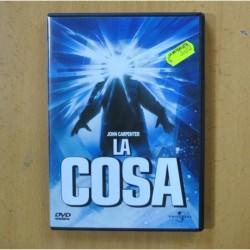 LA COSA - DVD