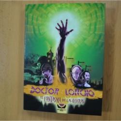 DR. LONCHO - EL FANTASMA DE LAS OJERAS - CD