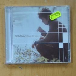 DONOVAN - BEST OF LIVE - CD