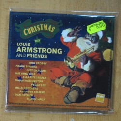 LOUIS ARMSTRONG AND FRIENDS - CHRISTMAS - CD