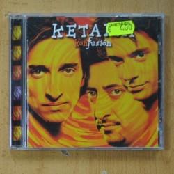 KETAMA - KONFUSION - CD
