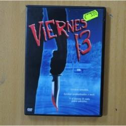 VIERNES 13 - DVD