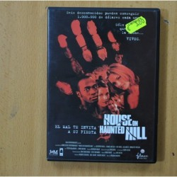 HOUSE ON HAUNTED HILL - DVD