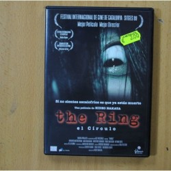 THE RING - DVD
