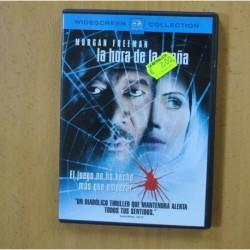 LA HORA DE LA ARAÑA - DVD