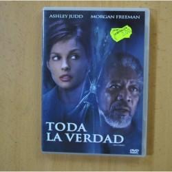 TODA LA VERDAD - DVD