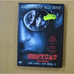 COPYCAT COPIA MORTAL - DVD