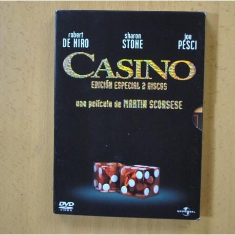 MARTIN SCORSESE - CASINO - EDICION ESPECIAL - 2 DVD