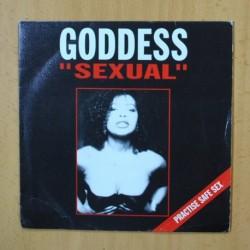 GODDESS - SEXUAL - SINGLE