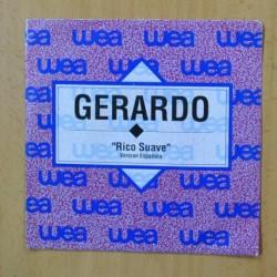 GERARDO - RICO SUAVE - SINGLE