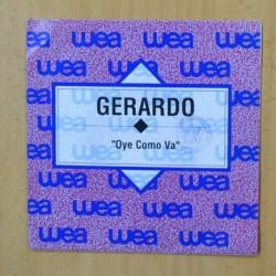 GERARDO - OYE COMO VA - SINGLE