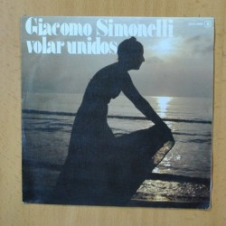 GIACOMO SIMONELLI - VOLAR UNIDOS - SINGLE