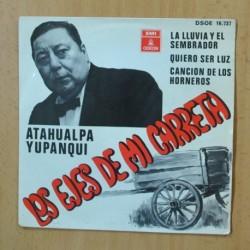 ATAHUALPA YUPANQUI - LOS EJES DE MI CARRETA - SINGLE