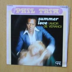 PHIL TRIM - SUMMER LOVE - SINGLE