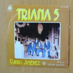 TRIANA 5 - CURRO JIMENEZ - SINGLE