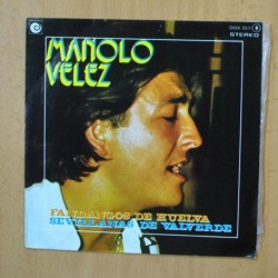MANOLO VELEZ - FANDANGOS DE HUELVA - SINGLE