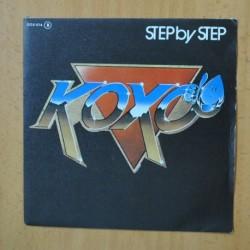KOXO - STEP BY STEP - SINGLE