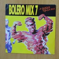 BOLERO MIX 7 - QUIQUE QUEJADA MIX - SINGLE