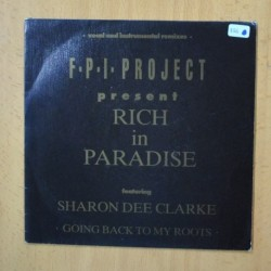 FPI PROJECT - RICH IN PARADISE - SINGLE