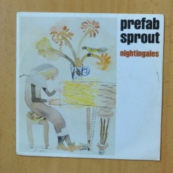PREFAB SPROUT - NIGHTINGLAES - SINGLE