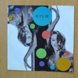 KYLIE MINOGUE - GIVE ME JUST A LITTLE MORE TIME - SINGLE