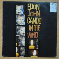 ELTON JOHN - CANDLE IN THE WIND - SINGLE