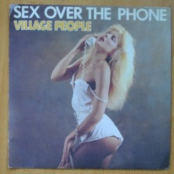 VILLAGE PEOPLE - SEX OVER THE PHONE - SINGLE