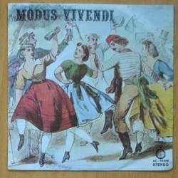 MODUS VIVENDI - CAMINANDO POR LAS CALLES / ADIOS - SINGLE