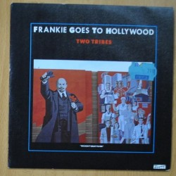 FRANKIE GOES TO HOLLYWOOD - TWO TRIBES / ONE FEBRUARY FRIDAY - SINGLE