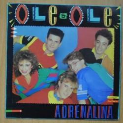 OLE OLE - ADRENALINA / MIRANDO POR LA VENTANA - SINGLE