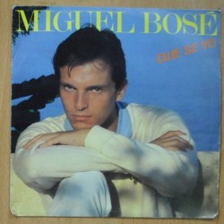 MIGUEL BOSE - QUE SE YO / YOU CAN'T STAY THE NIGHT - SINGLE