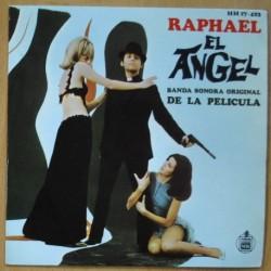 RAPHAEL - EL ANGEL (BANDA SONORA DE LA PELICULA) - EP