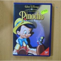 PINOCHO - DVD
