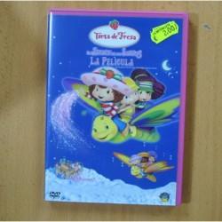 TARTA DE FRESA EL JARDIN DE LOS SUEÑOS - DVD