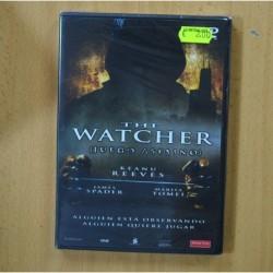 THE WATCHER - DVD