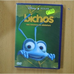 BICHOS - DVD