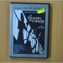 LA ESCALERA DE CARACOL - DVD