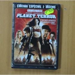 PLANET TERROR - 2 DVD